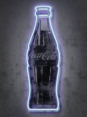 Coke Canvas Art