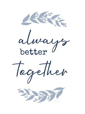 Always Together Canvas Print