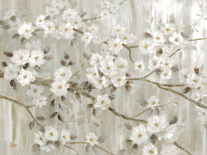 Neutral Spring Canvas Print