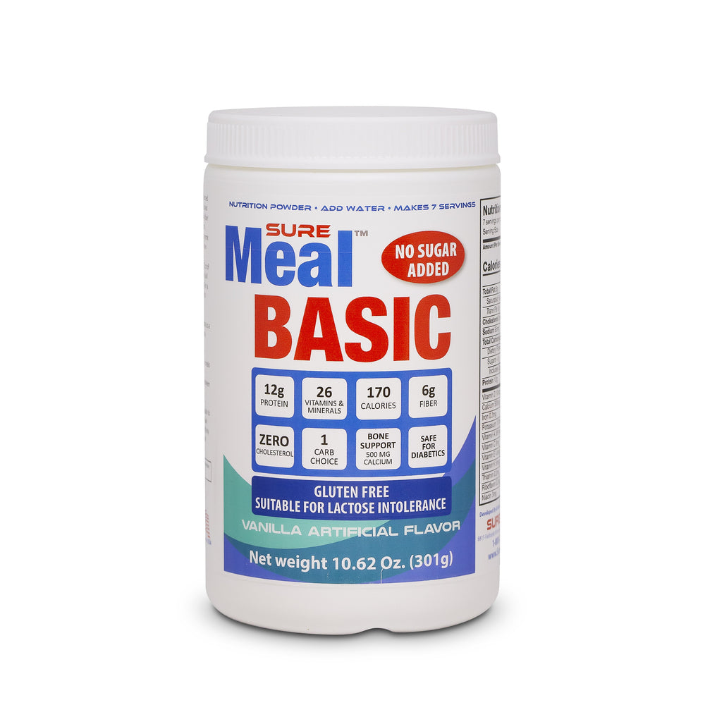 SureMeal™ Sữa Bột Basic (7 Servings)