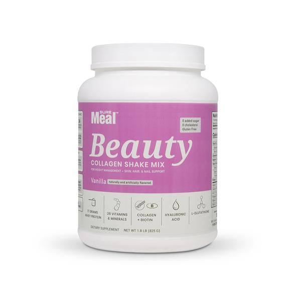 SureMeal™ Sữa Bột Beauty, Collagen & HA (15 Servings)