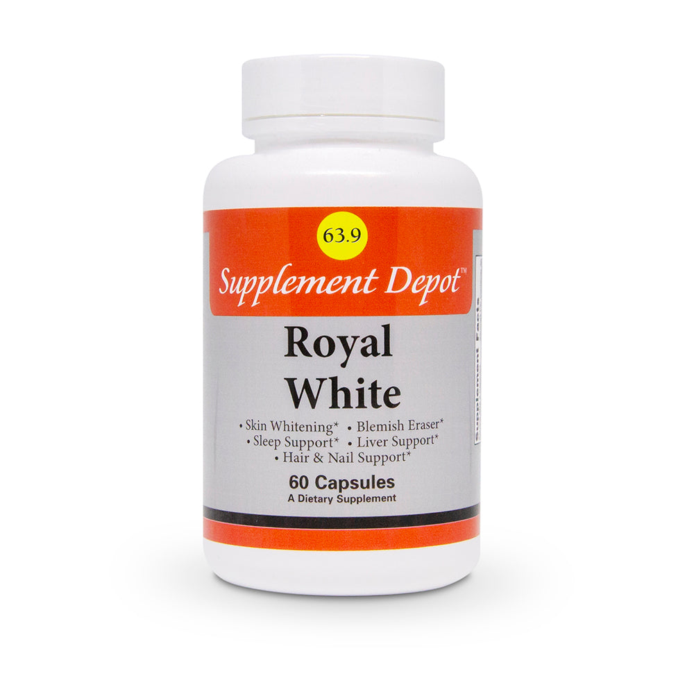 Số 63.9 Royal White (60 Capsules)