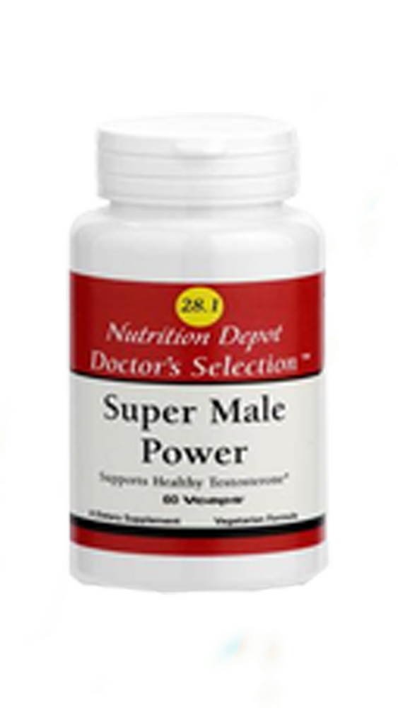 số 28.1 - Super Male Power - Testosterol (60 Vcaps)