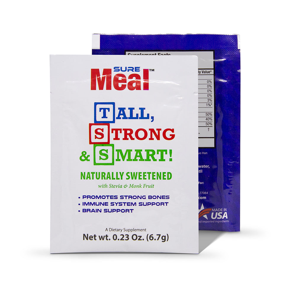 SureMeal™ Kid's Tall, Strong & Smart (unflavored)
