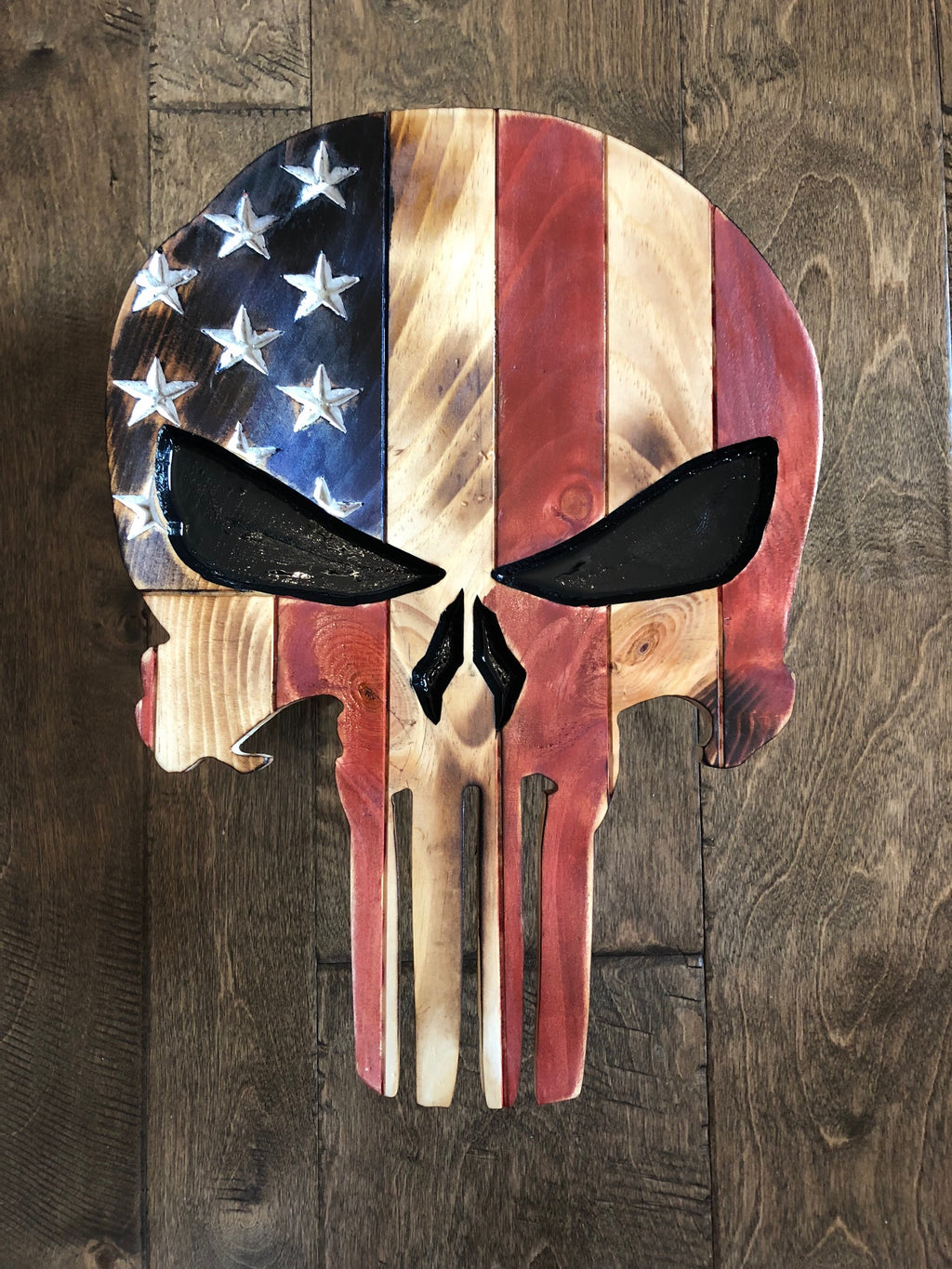 Punisher - American Patriot Designs