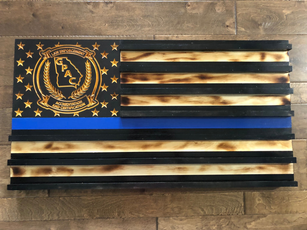 Challenge Coin Flag - American Patriot Designs