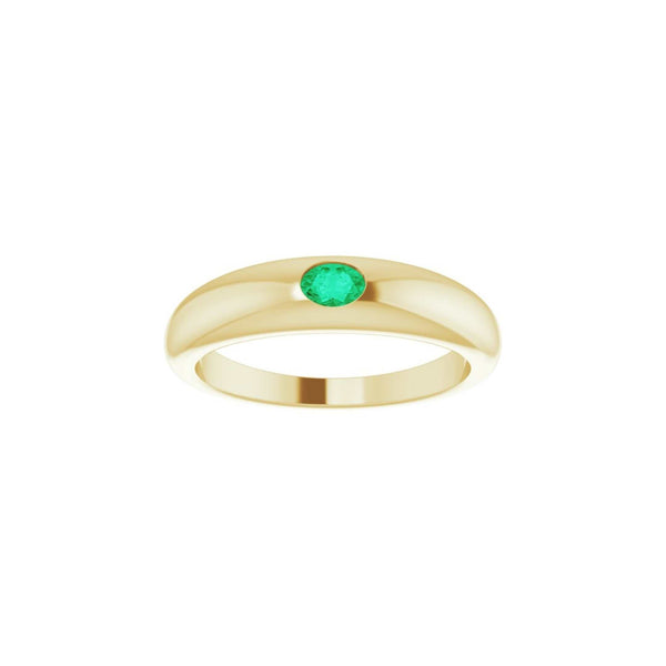 Gianna Petite Dome Ring
