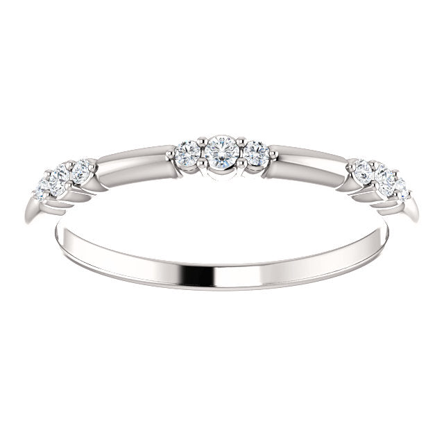 Dainty Diamond Ring - YAREMA JEWELRY