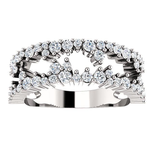 Gigi Diamond Ring - YAREMA JEWELRY