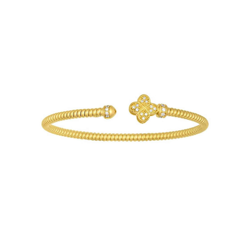 Kallista 18K Gold Bangle