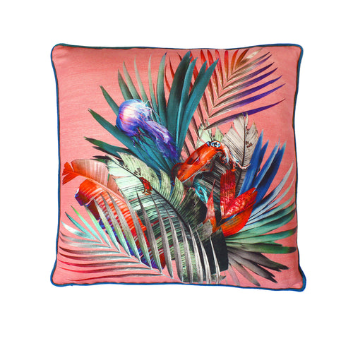Rose Cornucopia Cushion