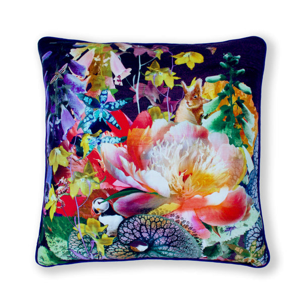 Hedgerow Hedonism Cushion