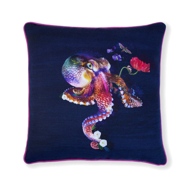 Joseph the Octopus Cushion