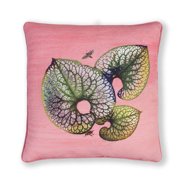 English Garden Rose Cushion