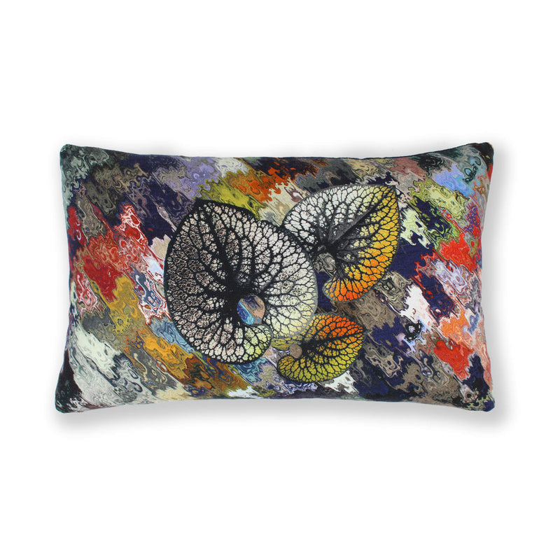 English Garden Rectangular Cushion