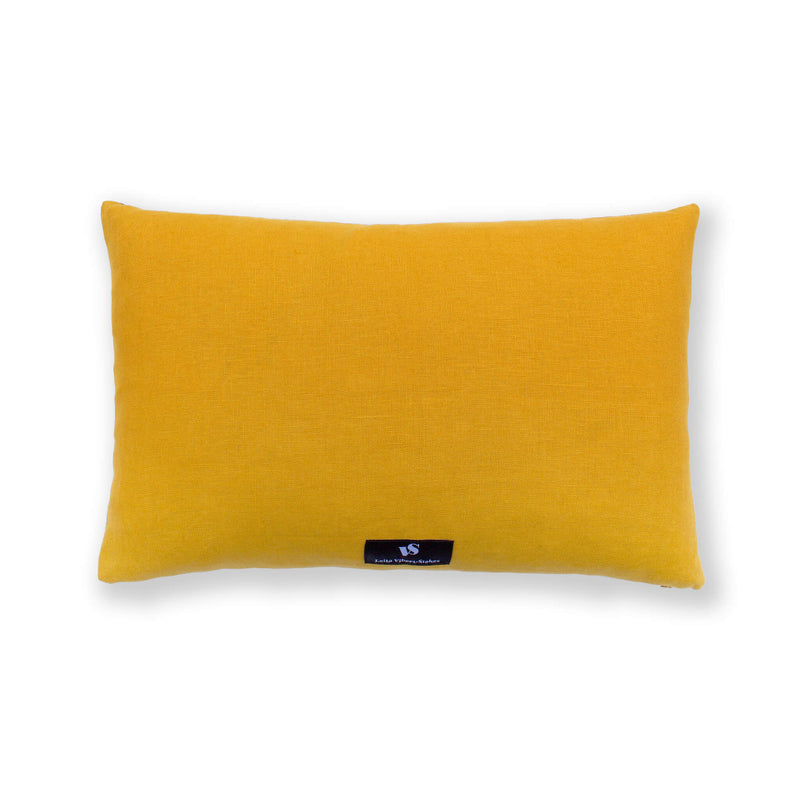 Rectangular Coffee Arecace Cushion