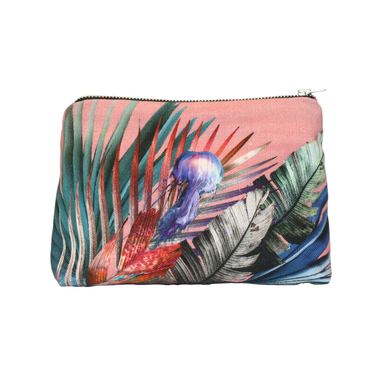 Rose Cornucopia Make-up Bag