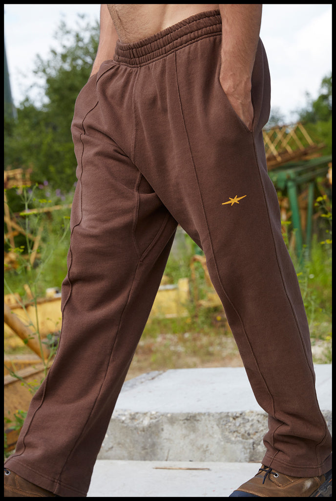 Sweatpant - Brown
