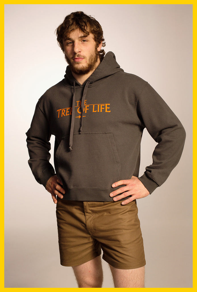 Tree of Life Hoodie — Ranger Green