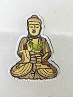 Enlightened One Velcro Backed Embroidered Morale Patch