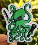 PhotonPhreaks Octo2 Velcro Backed Embroidered Morale Patch