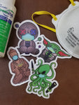 PhotonPhreaks Flashlight Stickers - PPE Phreaks Edition - PhotonPhreaks