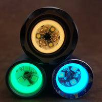 Flood Ring HyperGlow Mule Spacer for Carclo Triple LED Flashlights and Torches - PhotonPhreaks