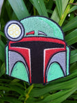 PhotonPhreaks Boba Photon Backed Embroidered Flashlight Morale Patch - PhotonPhreaks