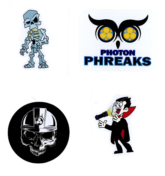 PhotonPhreaks Sticker Pack Batch 2 - PhotonPhreaks