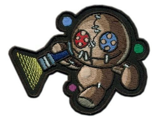 PhotonPhreaks Voodoo2 Embroidered Patch
