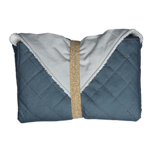 Changing Pad in Blue Spruce