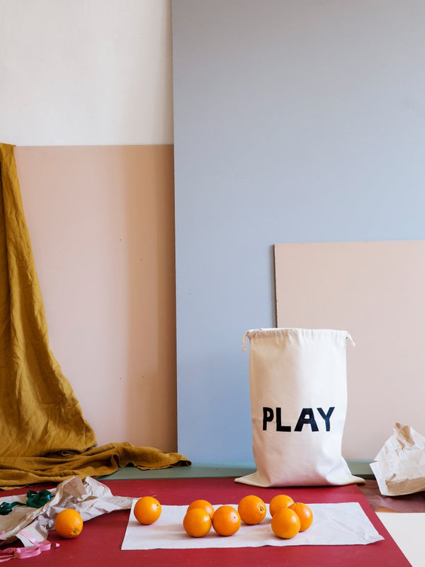 Fabric Bag Play