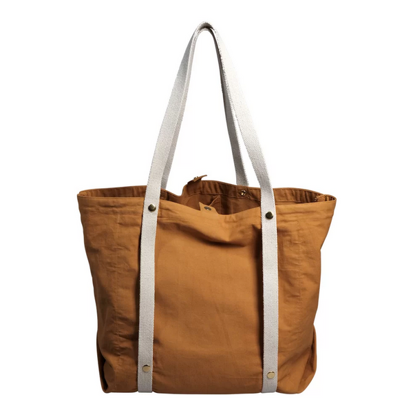 Large Tote Bag - Ochre