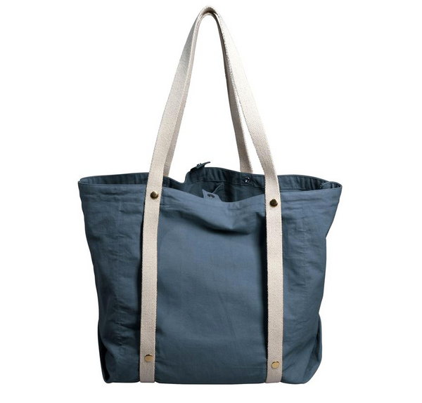 Large Tote Bag - Blue Spruce