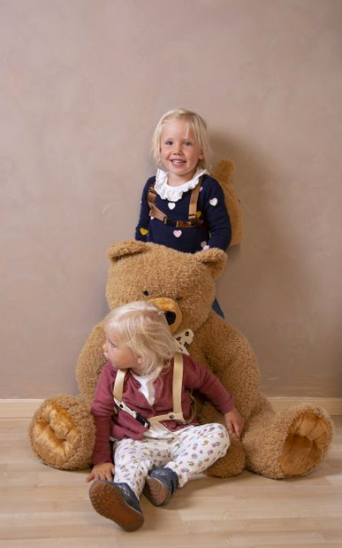 Seated Teddy Bear - 60x60x76 Cm