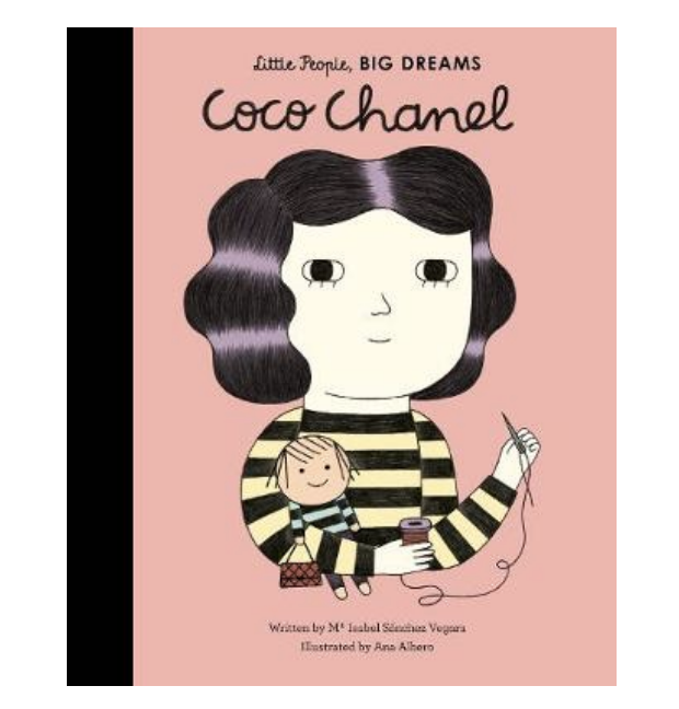Coco Chanel - Little People, BIG DREAMS (Hardback)