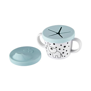 Silicone Spout/Snack Cup
