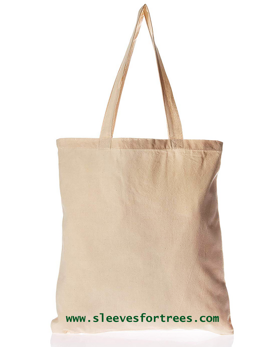 Organic Cotton Tote Bag Rhinocerous