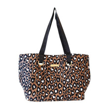 Load image into Gallery viewer, Neoprene Beach Bag Leopard