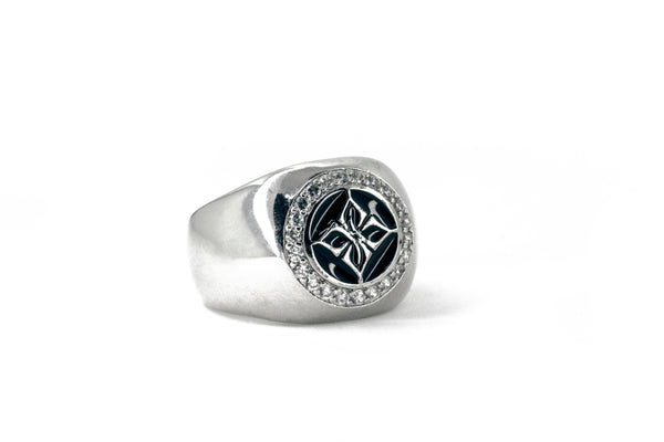 ODYSSEE SILVER RING - thisisodyssee.com