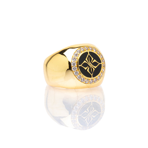 ODYSSEE GOLD RING