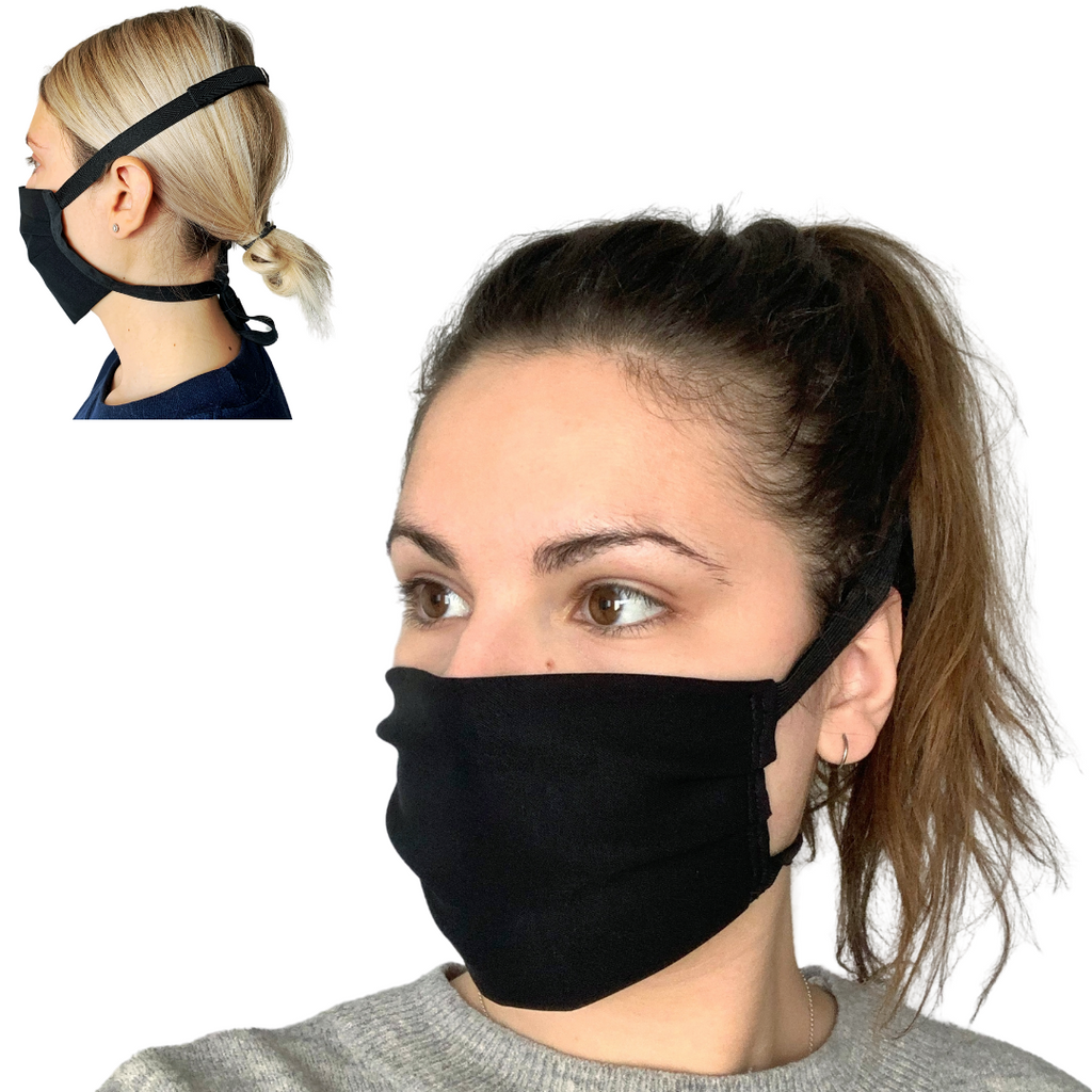 Hygienic Mask (Black)