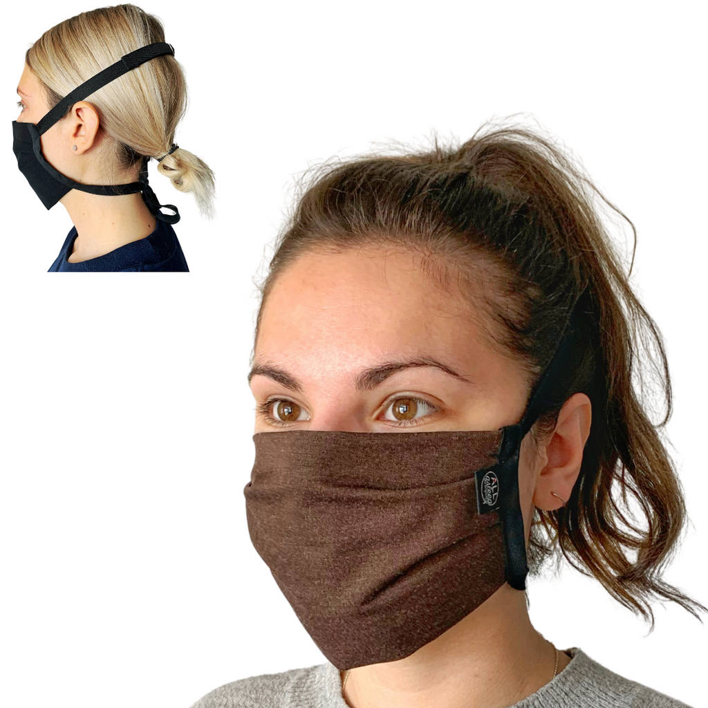 Hygienic Mask (Brown)