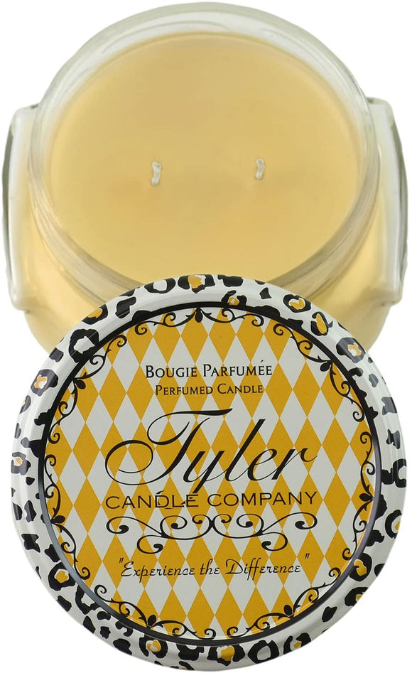 Tyler Candle, Orange Vanilla