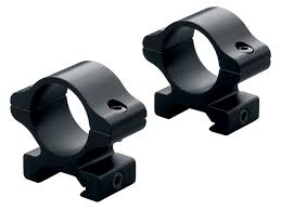 Scope Rings Rifleman 1 inch Detachable