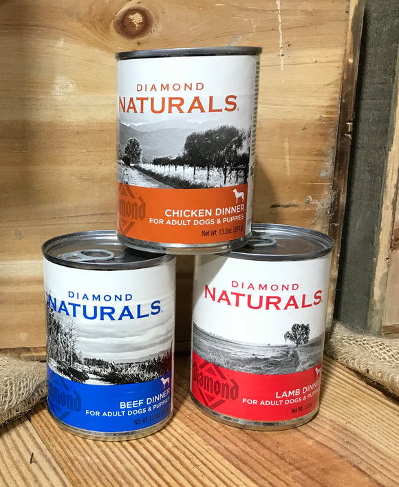 Diamond Naturals Canned Dog Food