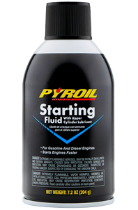 Pyroil Starting Fluid, 11oz