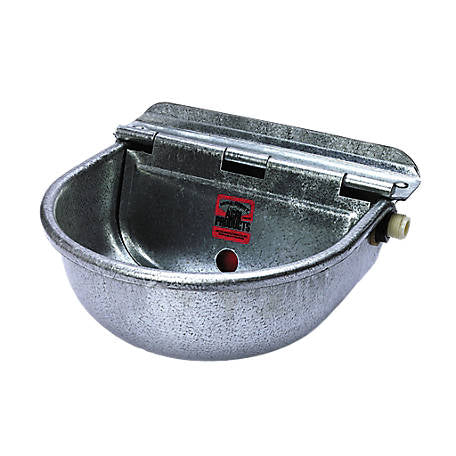 Little Giant Automatic Waterer, Galvanized or Epoxy
