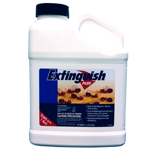 Extinguish Plus Fire Ant Killer