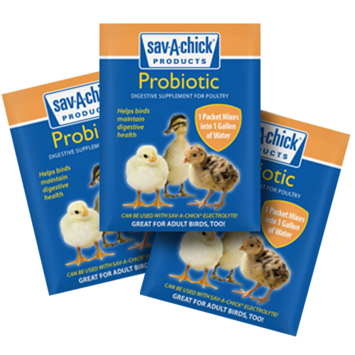 Sav-A-Chick Probiotic